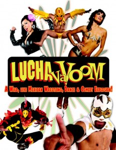 LUCHA VAVOOM