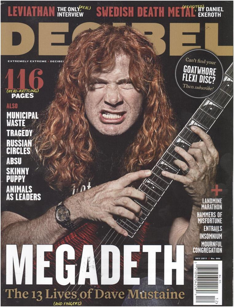 Decibel Dec 2011