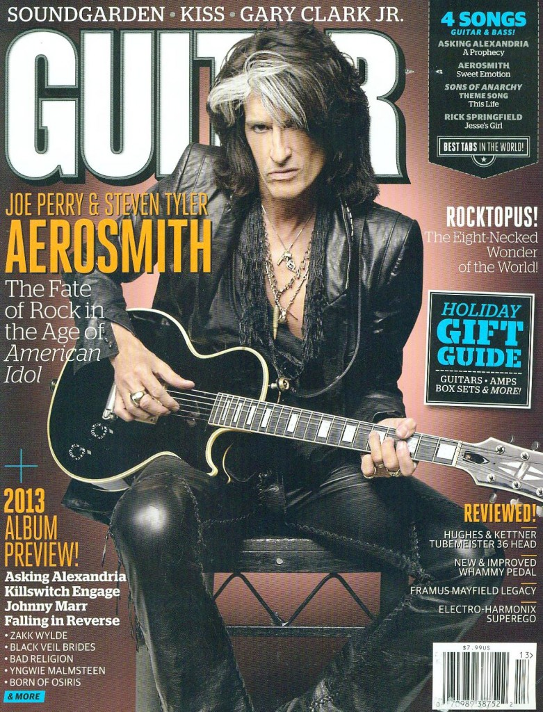 Guitar World - Holiday Issue 2012