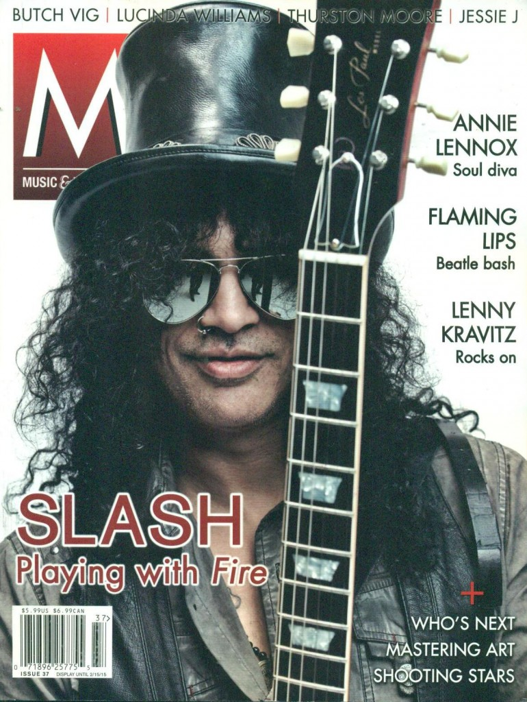 M Music and Musicians Issue 37