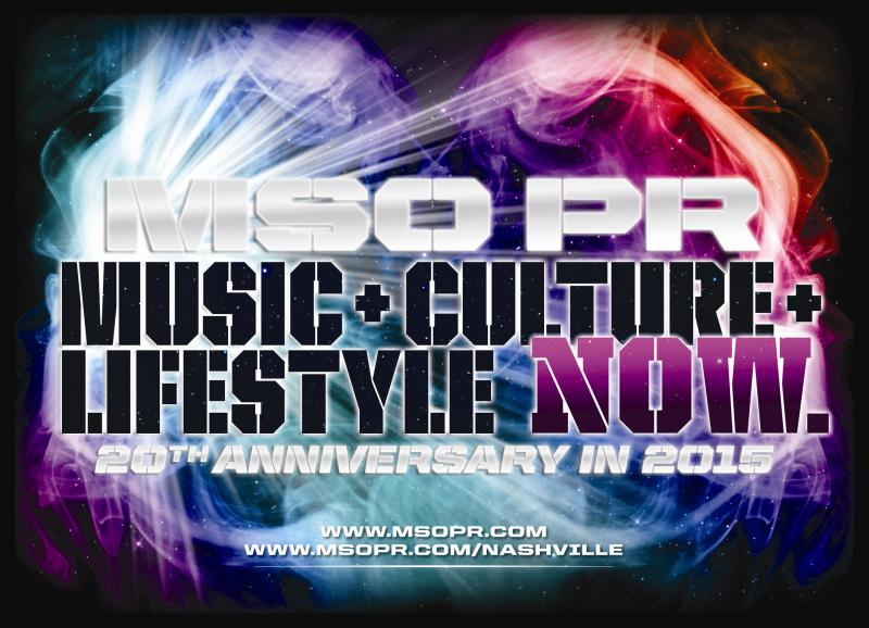 MSO PR: 20th ANNIVERSARY IN 2015