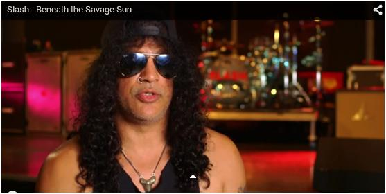 Slash Video Interview
