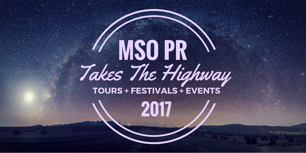 MSO PR TAKES THE HIGHWAY 2017