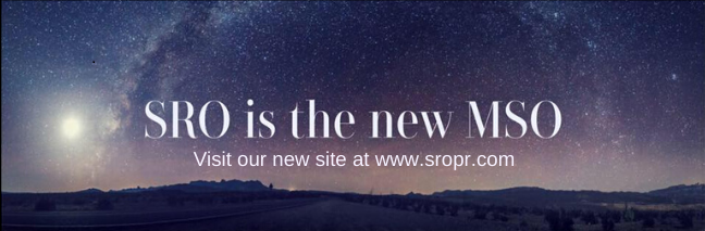 MSO PR is now SRO PR. Visit us at our new website, sropr.com